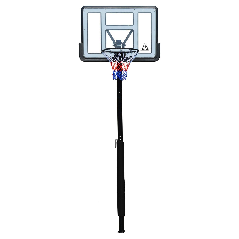 Баскетбольная стационарная стойка DFC ING44P1