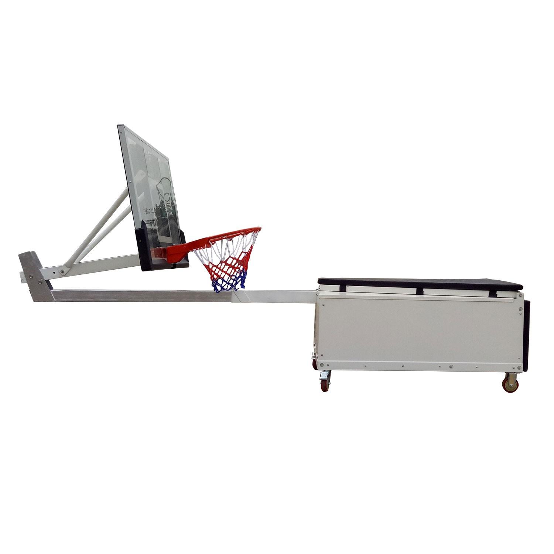 Баскетбольная мобильная стойка DFC STAND60SG
