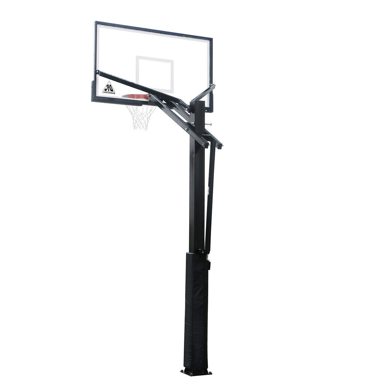 Баскетбольная стационарная стойка DFC ING60U