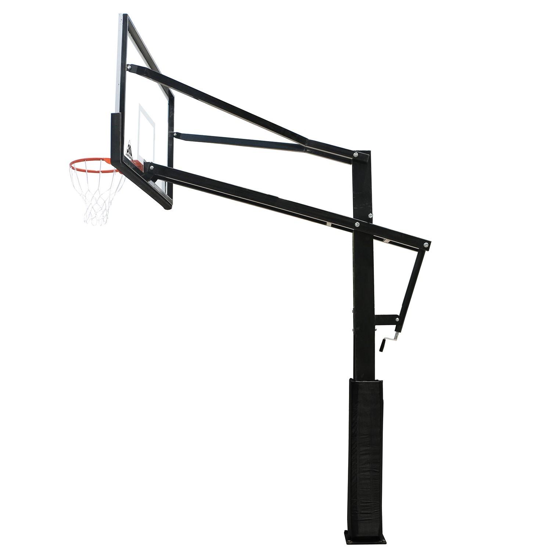 Баскетбольная стационарная стойка DFC ING72GU