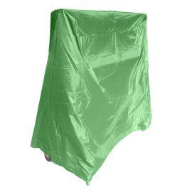 Чехол для теннисного стола, п/э, зеленый, компакт сборка