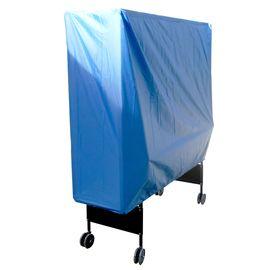Чехол для теннисного стола, п/э, синий, прайм сборка