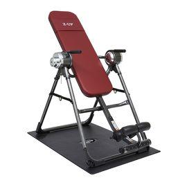 Инверсионный стол Z-UP 3, 220В, Корея, серебряная рама, коричневая спинка