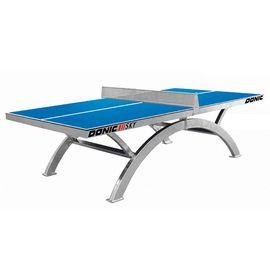 Теннисный стол DONIC OUTDOOR SKY синий (три короба)