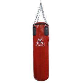 Боксёрский мешок DFC HBPV3.1 красн ( 120*30,40 ПВХ красный)