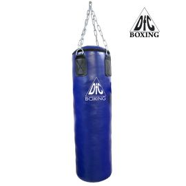 Боксёрский мешок DFC HBPV5.1 синий ( 150*30,50 ПВХ синий)