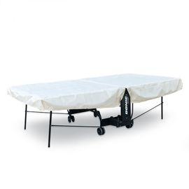 Чехол для теннисного стола из ткани «оксфорд», бежевый, универсальный 1005BG