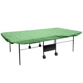 Чехол для теннисного стола, п/э, зеленый, универс.