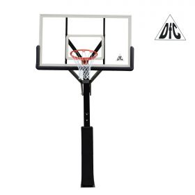Баскетбольная стационарная стойка DFC ING72G