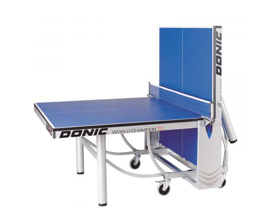 Теннисный стол DONIC WORLD CHAMPION TC BLUE (без сетки)