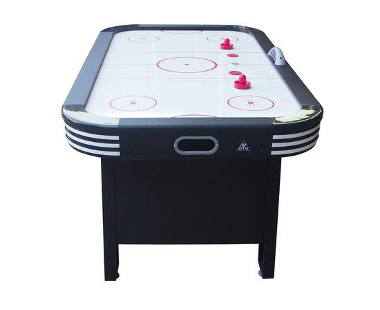 Игровой стол - аэрохоккей DFC VEGAS 6ft LED-шайба