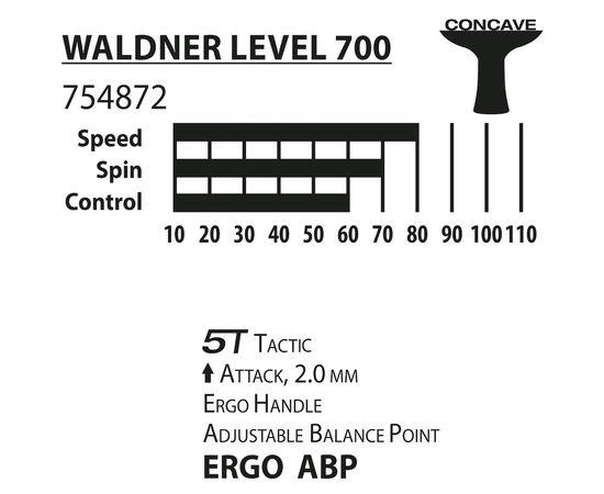 Ракетка DONIC Waldner 700