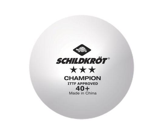Мячики для н/тенниса DONIC Champion 3* (3 шт)