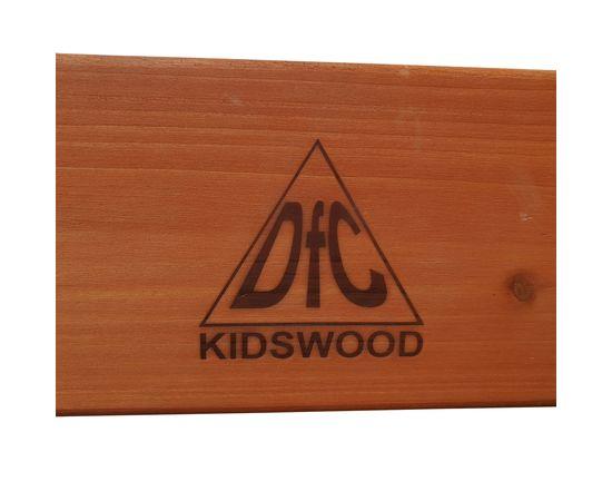 Детский деревянный городок DFC DKW259 (три короба)