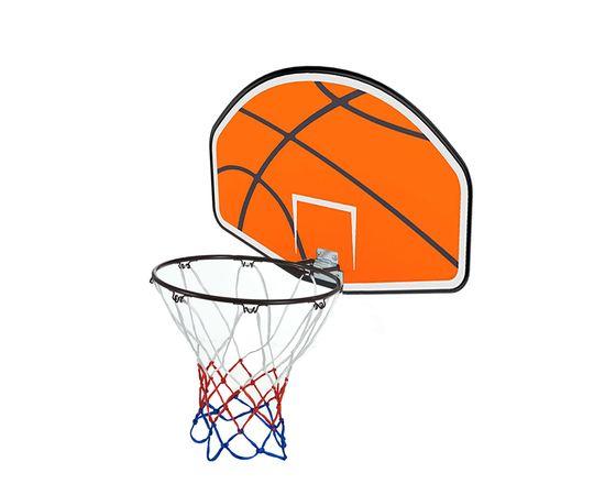 Баскетбольный щит с кольцом для батутов DFC