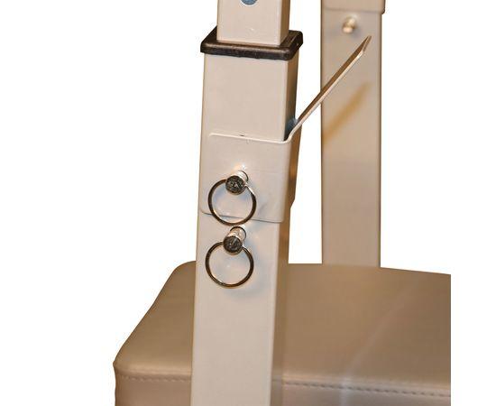 Скамья со стойками под штангу DFC складная DKF01