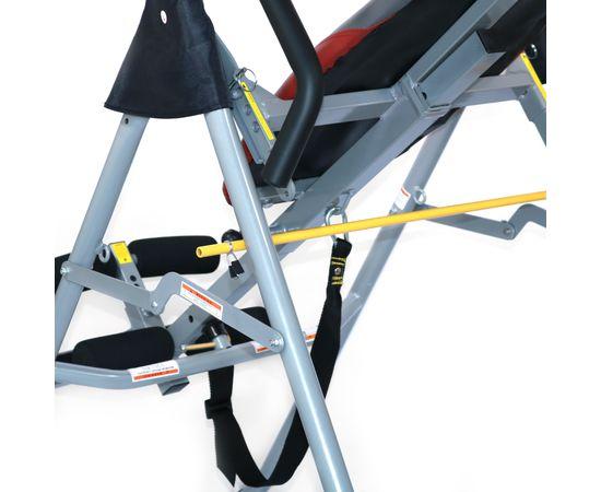 Инверсионный стол DFC IT8020R красный, складной