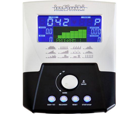 Эллиптический тренажер INFINITI VG30 + ИНСТРУКЦИЯ электромагн.